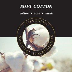 Ashleigh & Burwood Náplň do katalytické lampy SOFT COTTON (jemná bavlna) 500 ml