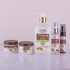 Victoria Beauty ARGAN Čisticí gel s arganovým olejem, 150 ml