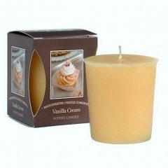 Bridgewater candle company Vonná votivní svíčka Vanilla Cream (vanilkový krém)