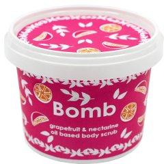 Bomb Cosmetics Sprchový olejový peeling Grapefruit & Nektarinka 365 ml