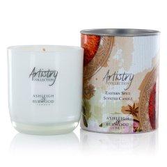 Ashleigh & Burwood Vonná svíčka ARTISTRY - EASTERN SPICE (východní koření), 200 g