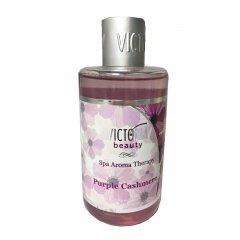 Victoria Beauty Spa Aroma Therapy Sprchový gel Purple cashmere 250 ml