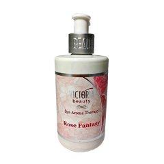 Victoria Beauty Spa Aroma Therapy Tělové mléko Rose Fantasy (růžová fantasie) 250 ml