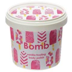 Bomb cosmetics Tělový peeling Vanilková poleva 375 g