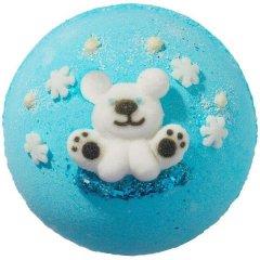 Bomb Cosmetics Šumivý balistik Lední medvěd 160 g