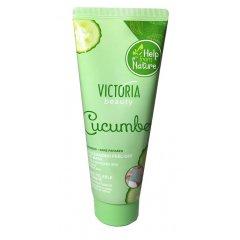 Victoria Beauty Hluboce čisticí slupovací maska s okurkou 177 g