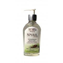 Victoria Beauty Snail extract Čisticí pleťový gel se šnečím extraktem 200 ml