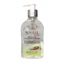 Victoria Beauty Victoria Beauty Snail Extract Micelární voda se šnečím extraktem 200 ml