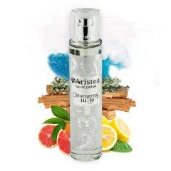 Aristea Eau de parfum NUMEROS 111 H, 50 ml