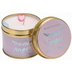 Bomb Cosmetics Vonná svíčka Sněžný anděl 35 hod