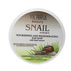 Victoria Beauty Snail Extract Výživná maska na vlasy se šnečím extraktem, 200 ml