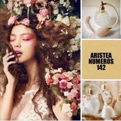 Aristea Eau de parfum NUMEROS 142 F, 50 ml