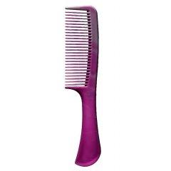 Standelli Professional Hřeben na rozčesávání vlasů s rukojetí, fialový
