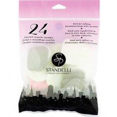 Standelli Professional Kosmetické houbičky na make up různých velikostí 4 ks