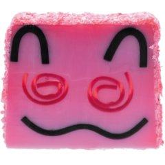 Bomb Cosmetics Glycerinové mýdlo Kokosové koťátko 100 g