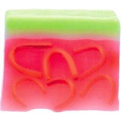 Bomb Cosmetics Glycerínové mýdlo Meloun 100 g