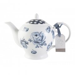 Creative Tops Porcelánová konvice na čaj Vintage Indigo