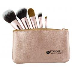 Štětce STANDELLI Professional cestovní set 6 ks