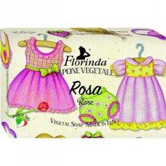 La Dispensa Italské mýdlo Bimbo Rosa 200 g