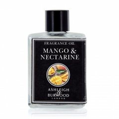 Ashleigh & Burwood Esenciální olej MANGO & NECTARINE (mango a nektarinka) 12 ml