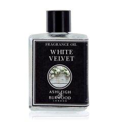 Ashleigh & Burwood Esenciální olej WHITE VELVET (bílý samet) do aromalampy, 12 ml