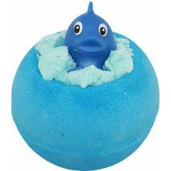 Bomb cosmetics Šumivá koupelová bomba Ryba v oceánu 160 g