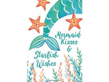 wb envelope sachet mermaid kisses fs200475