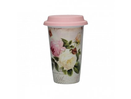creative tops Cestovní hrnek Rose Garden 350 ml