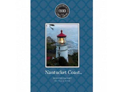 bw new design scented sachet nantucket coast