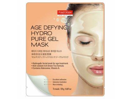 Purederm Hydrogelová pleťová maska hydratační, 1 gelový plát