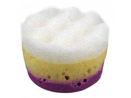 0770675 lavender sponge soap