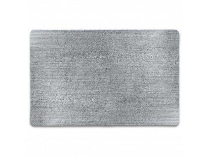 8714503320061 metallic placemat 30x45cm silver hr