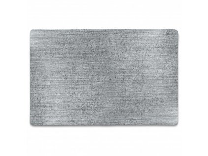 8714503320061 metallic placemat 30x45cm silver hr