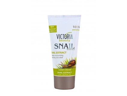 Victoria Beauty Snail Extract Krém na ruce se šnečím extraktem, 50 ml