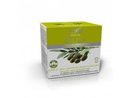 Victoria Beauty Denní a noční krém s olivovým olejem, 50 ml