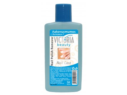 Victoria Beauty Odlakovač s vitamínem F, 100 ml
