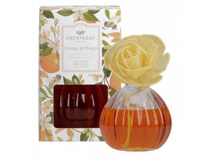 gl flowerdiffuser orange honey