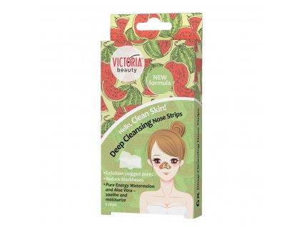 0771202 VB Nose strip mask WATERMELON ALOE VERA 3D