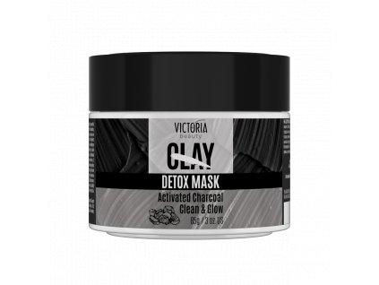 0771041 CLAY mask charcoala