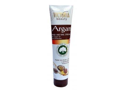 Victoria Beauty ARGAN Krém na ruce s arganovým olejem, 100 ml