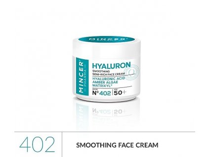mincer pharma hyaluron 402 smoothing face cream