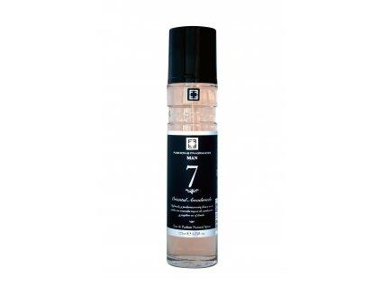De Ruy perfumes Eau de Parfum Casablanca MAN 7, Oriental Amaderado, 125 ml