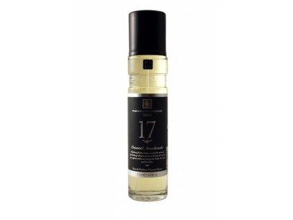 Eau de Parfum Seoul MAN 17, Oriental Amaderado, 125 ml