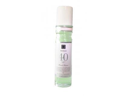 Eau de Parfum Santorini WOMAN 40, Floral Fresco, 125 ml