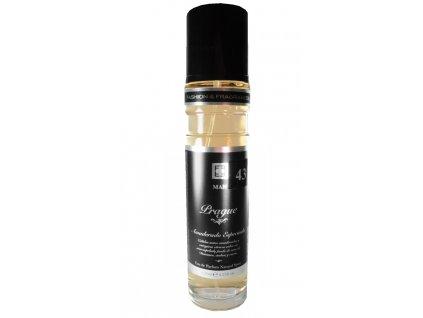 De Ruy Perfumes Eau de Parfum Prague Man 43, Amaderado Especiado, 125 ml