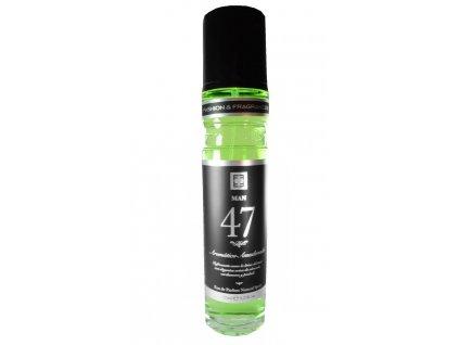 Eau de Parfum, Amsterdam Man 47 Aromático Amaderado, 125 ml