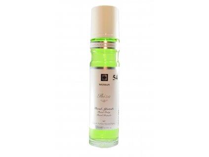 Eau de parfum IBIZA Woman 54, Floral Afrutado, 125 ml