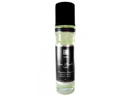 Eau de parfum, Sao Paolo Man 49, Aromático Fougére, 125 ml