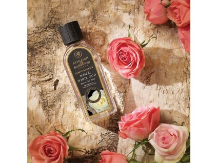 Ashleigh & Burwood Rose & White Oud • náplň do katalytické lampy 500ml
