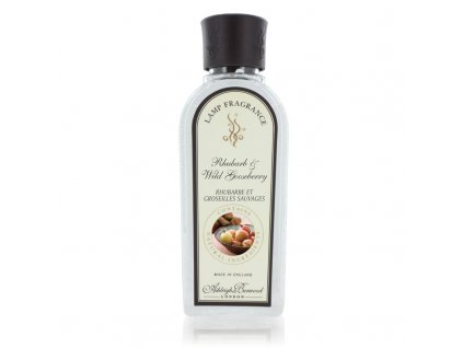 Ashleigh & Burwood Rhubarb & Wild Goosberry nápl%n do katalytické lampy 500ML